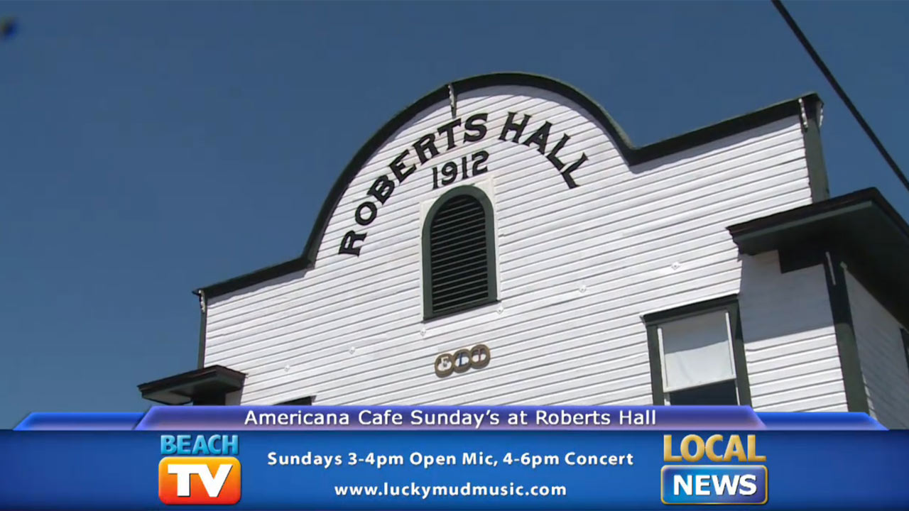 Americana Cafe Sundays at Roberts Hall - Local News