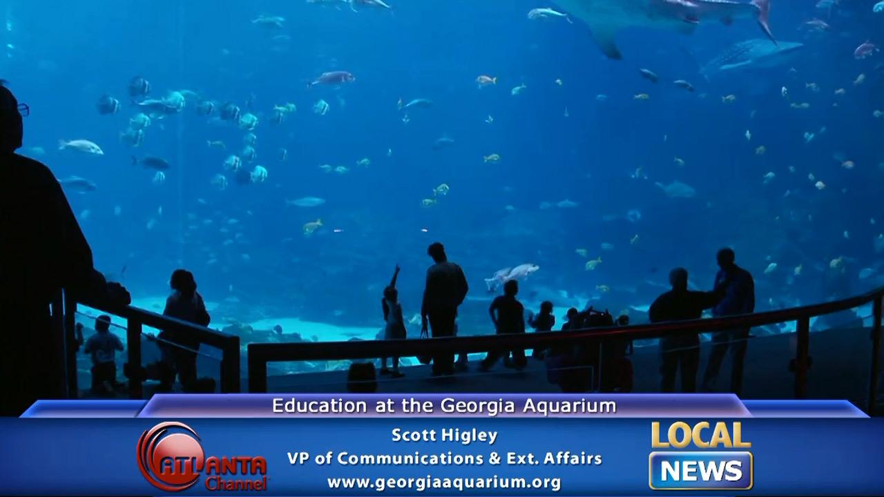 Education at the Georgia Aquarium - Local News