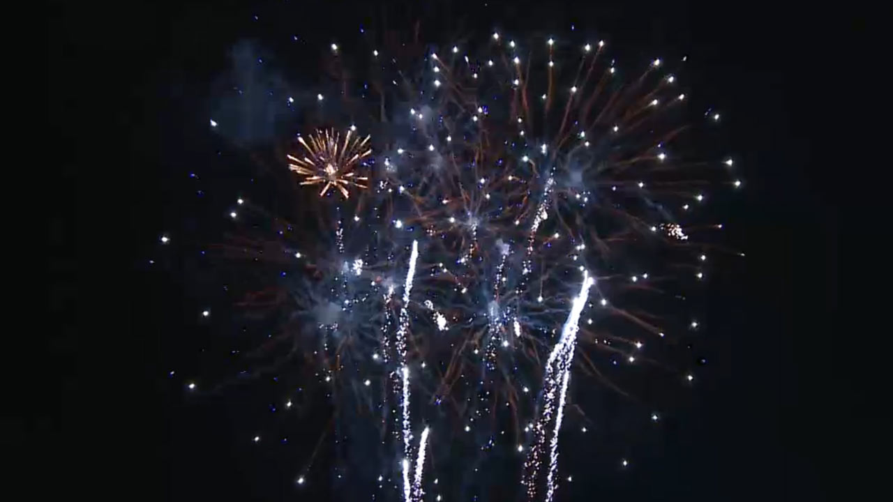Fireworks at Broadway at the Beach - Did You Know?