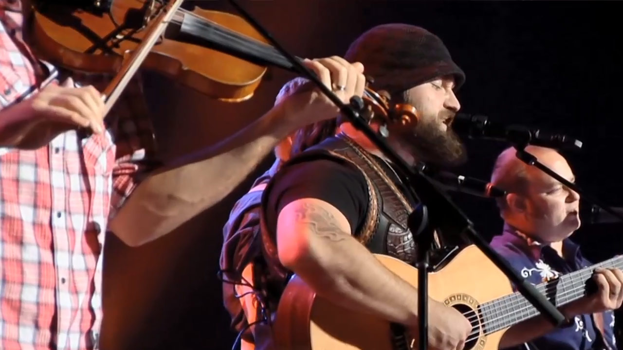 John D. Hopkins from the Zac Brown Band