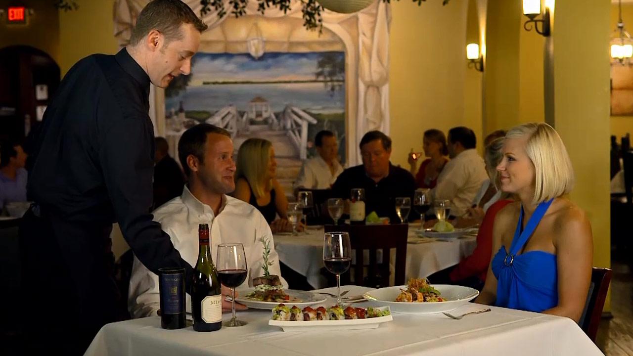 Firefly Restaurant in Panama City Beach, FL