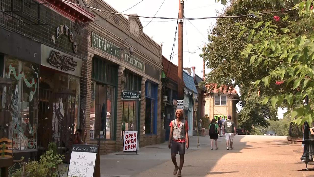 Atlanta Has Soul - Atlanta's Westside