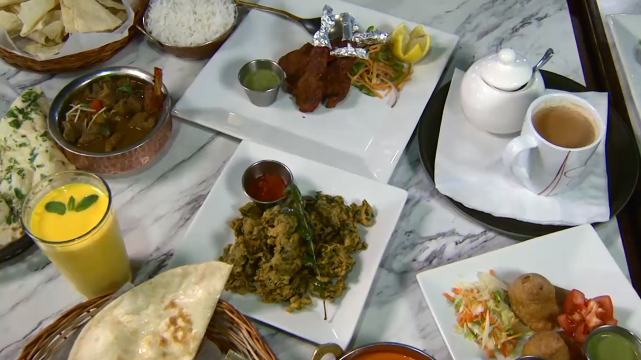 Global Dining  from Pensacola to Mobile - Top 5