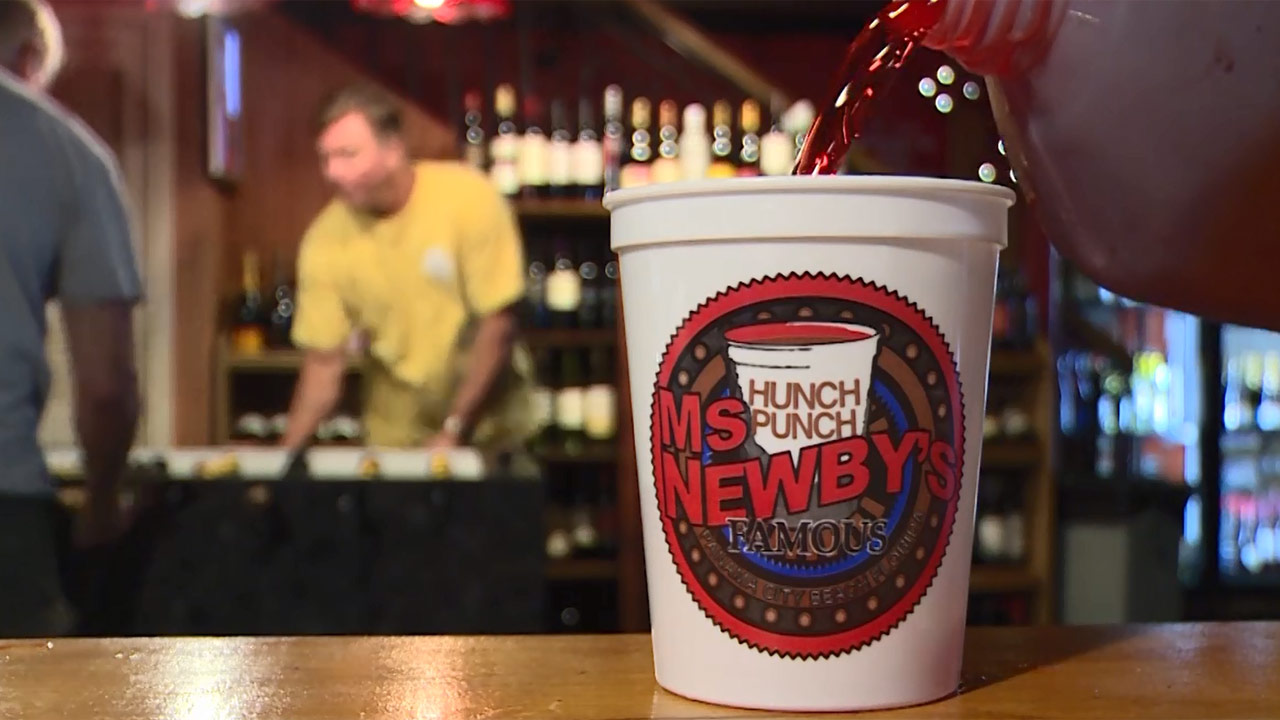 Ms Newby's History and Hunch Punch