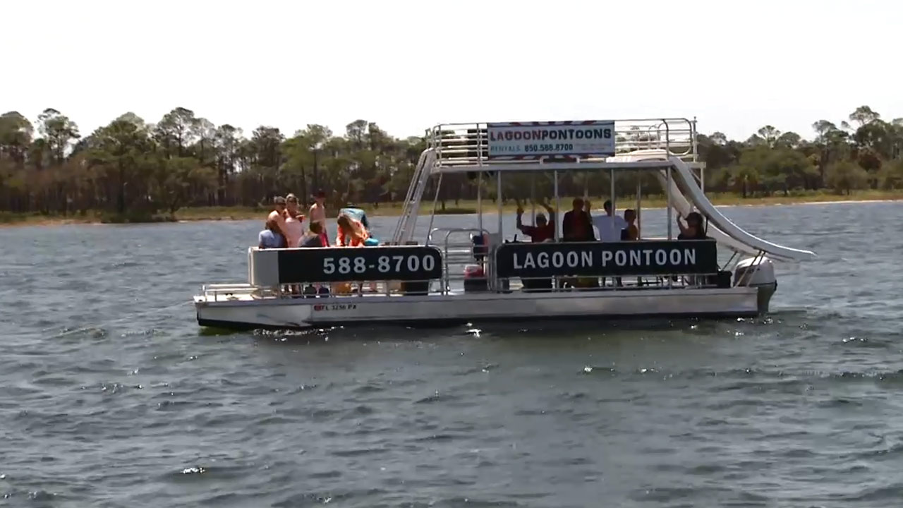 Pontoon Rentals on Grand Lagoon - A Piece of Advice