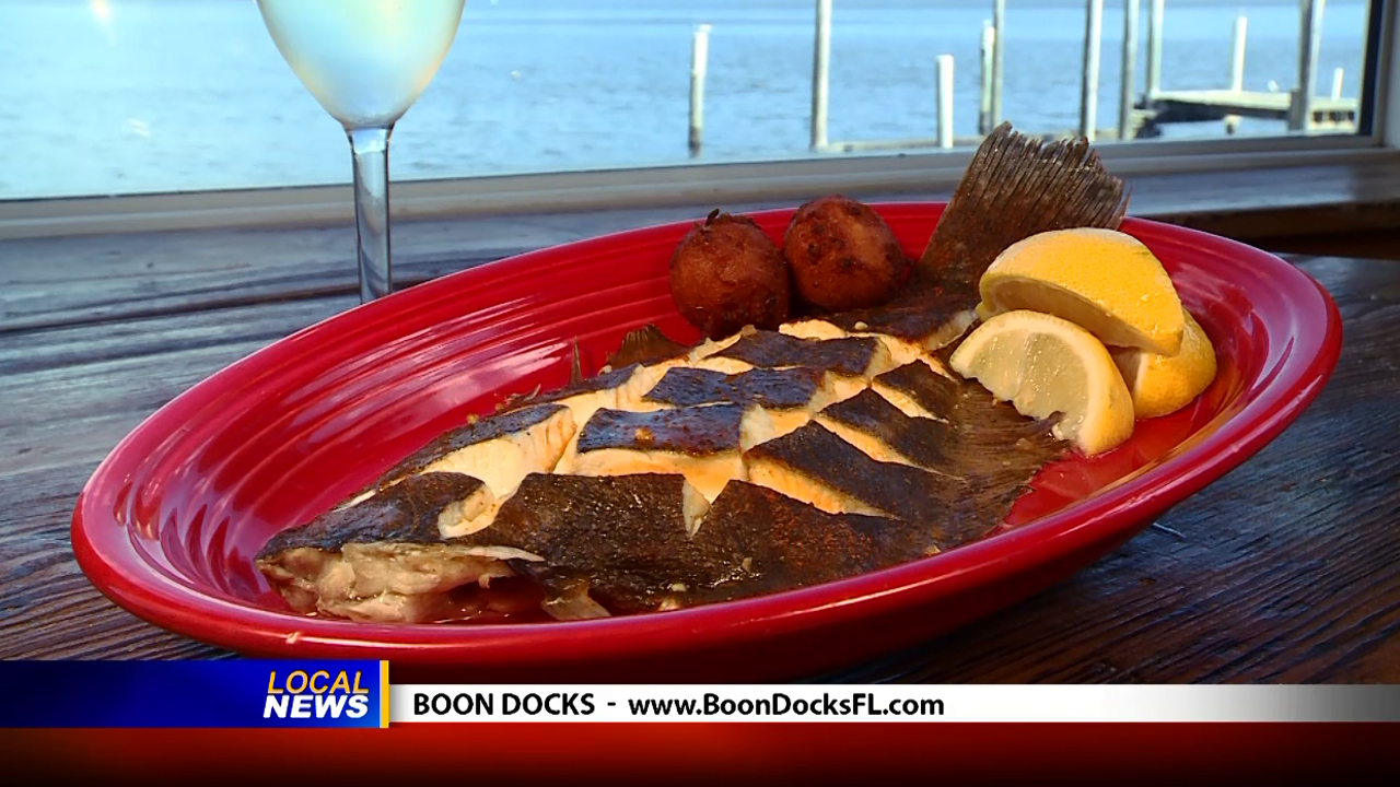 Boon Docks - Dining Tip