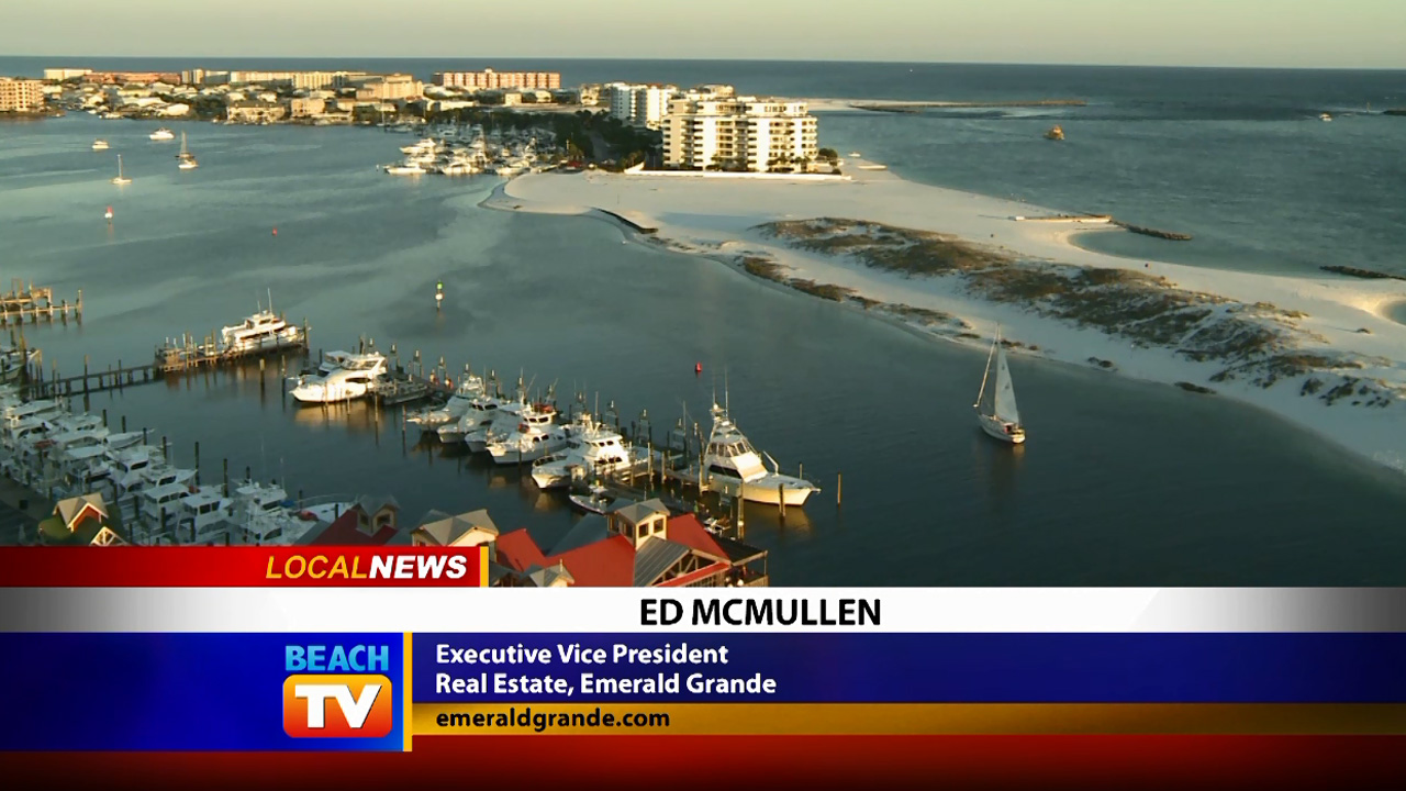 Ed McMullen from Emerald Grande on Destin - Local News