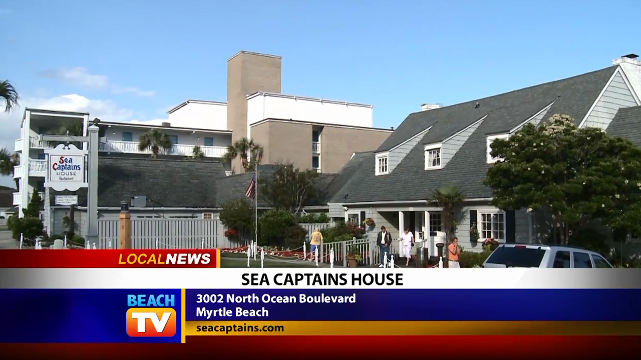 Sea Captain's House - Local News