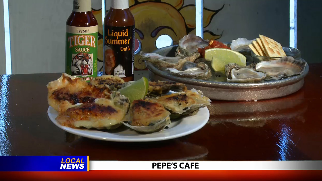 Pepe's Cafe - Local News