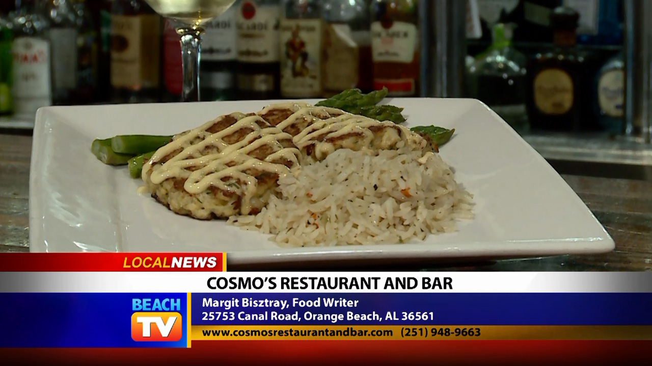 Cosmo's Restaurant and Bar - Local News
