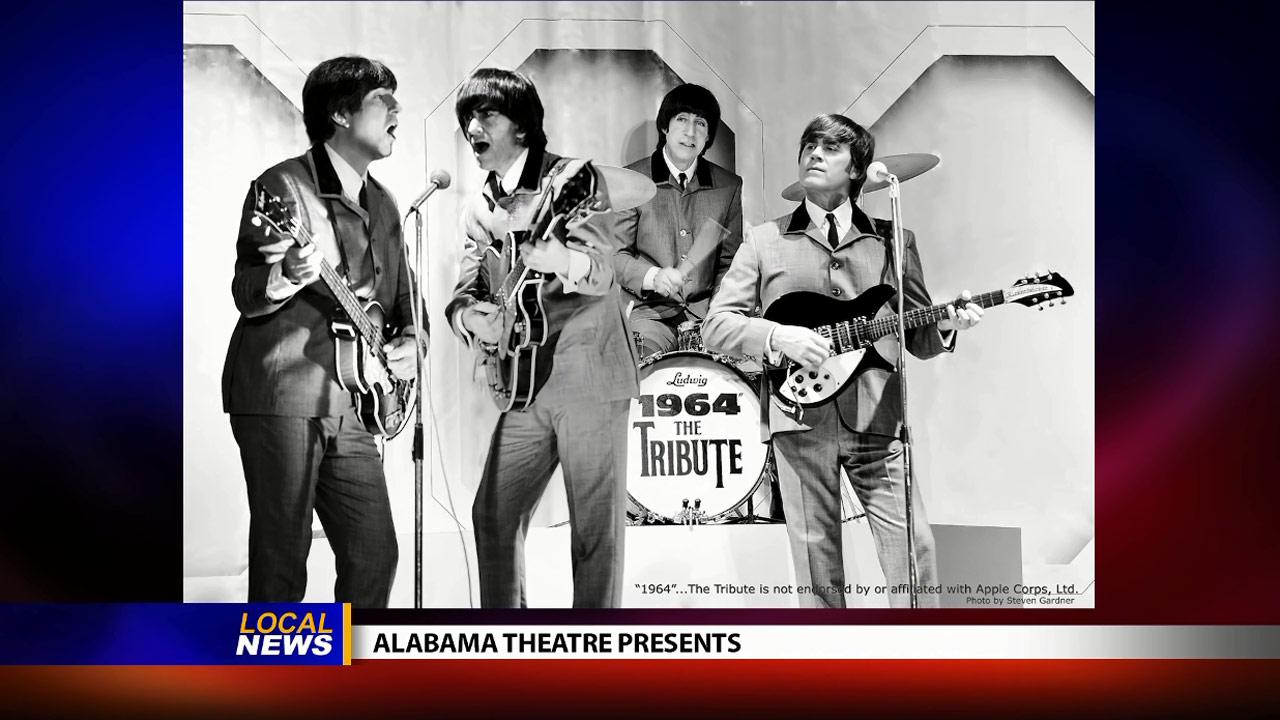 Alabama Theatre Presents - 1964 The Tribute