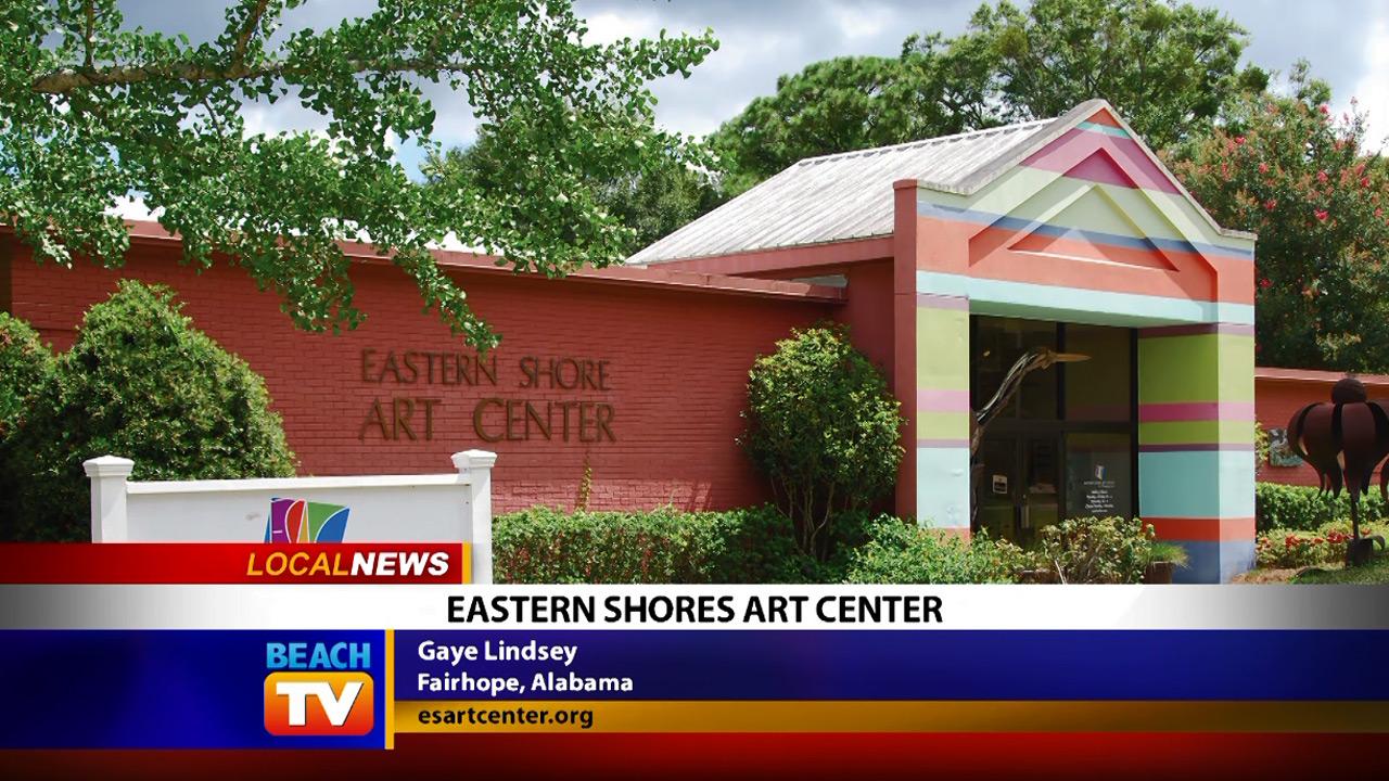 Eastern Shores Art Center - Local News