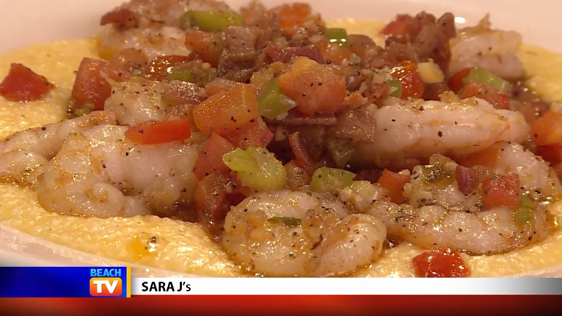 Sara J's - Dining Tip