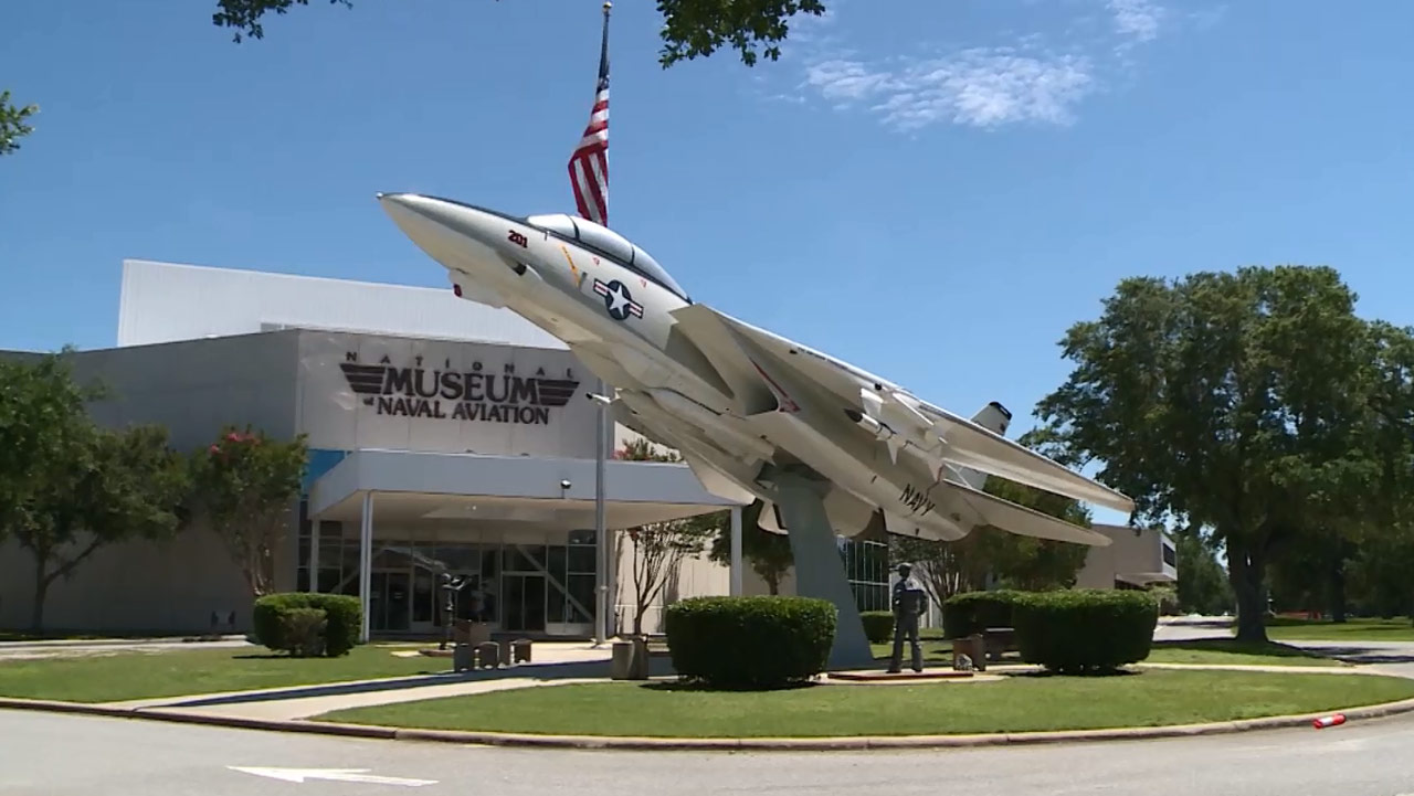 Sterling Gilliam from National Naval Aviation Museum - Did You Know?