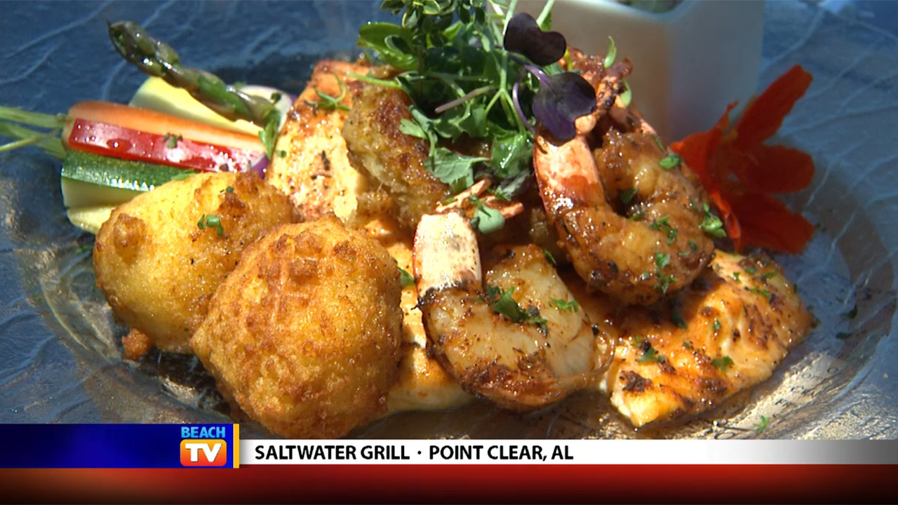 Saltwater Grill at the Grand Hotel Marriott Resort - Dining Tip
