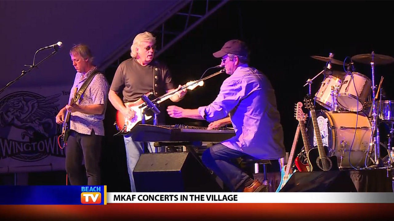 Mattie Kelly Arts Foundation Concerts in the Village - Local News