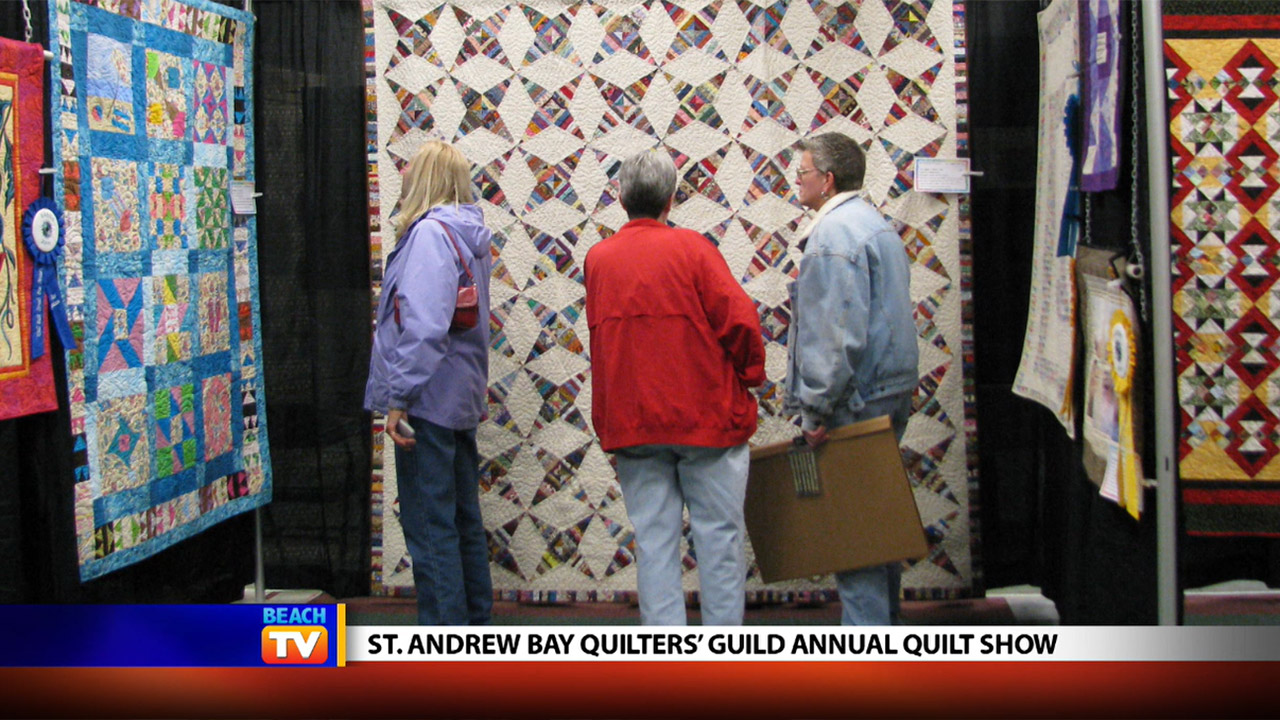 St. Andrews Bay Quilt Show - Local News