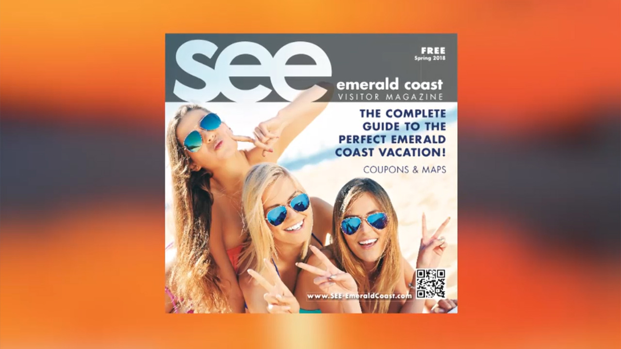 SEE Emerald Coast Visitor Magazine