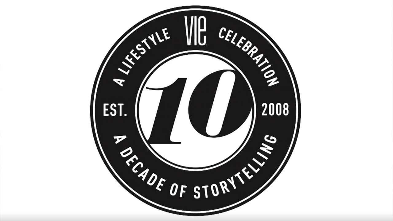 VIE Magazine's 10th Anniversary