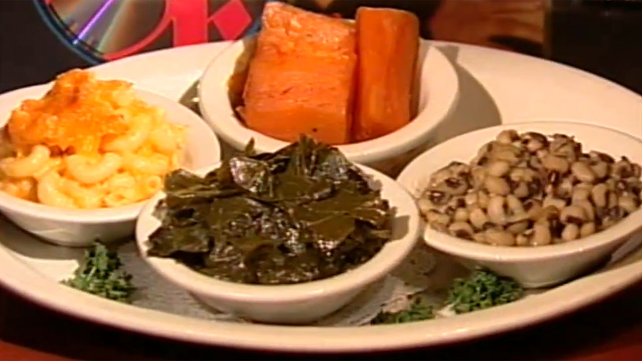 Gladys Knight & Ron's Chicken and Waffles