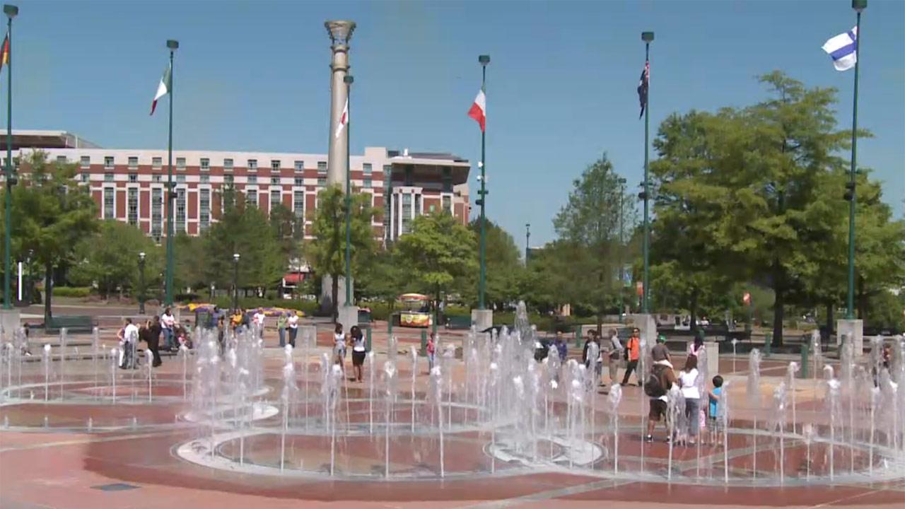 Atlanta's Downtown Neighborhood