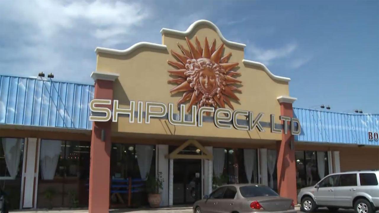 Shipwreck Ltd. - Top 10 Places to Shop