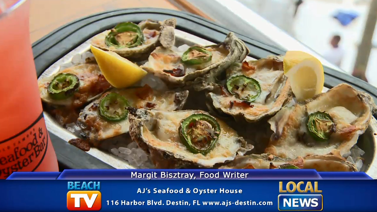 AJ's Seafood & Oyster Bar - Dining Tip