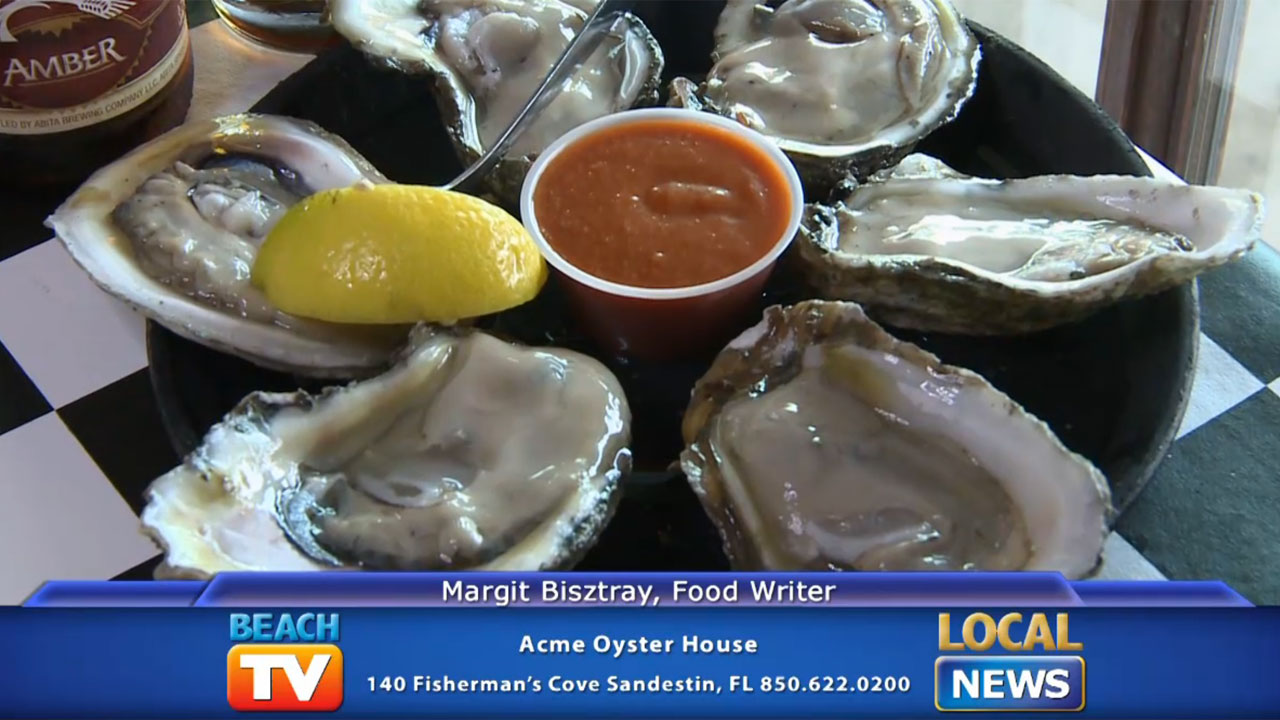 Acme Oyster House - Dining Tip