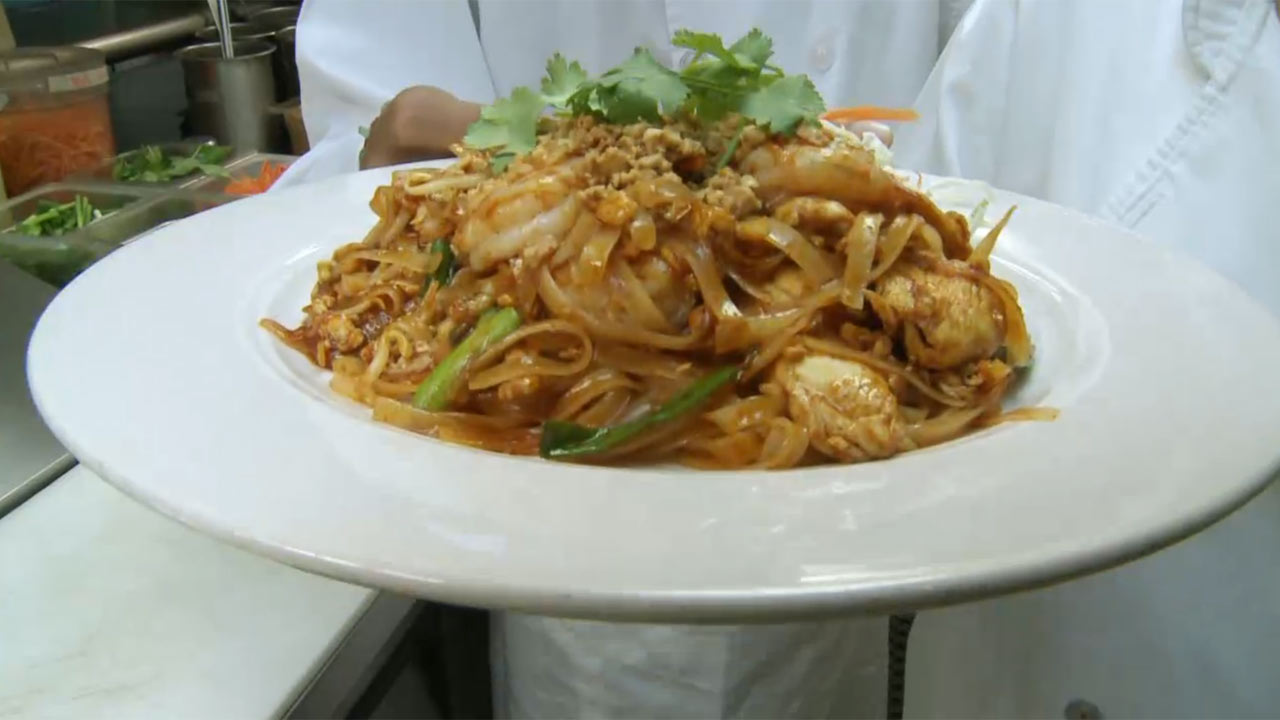 Danny Hurupan from Thai Island - Celebrity Chefs
