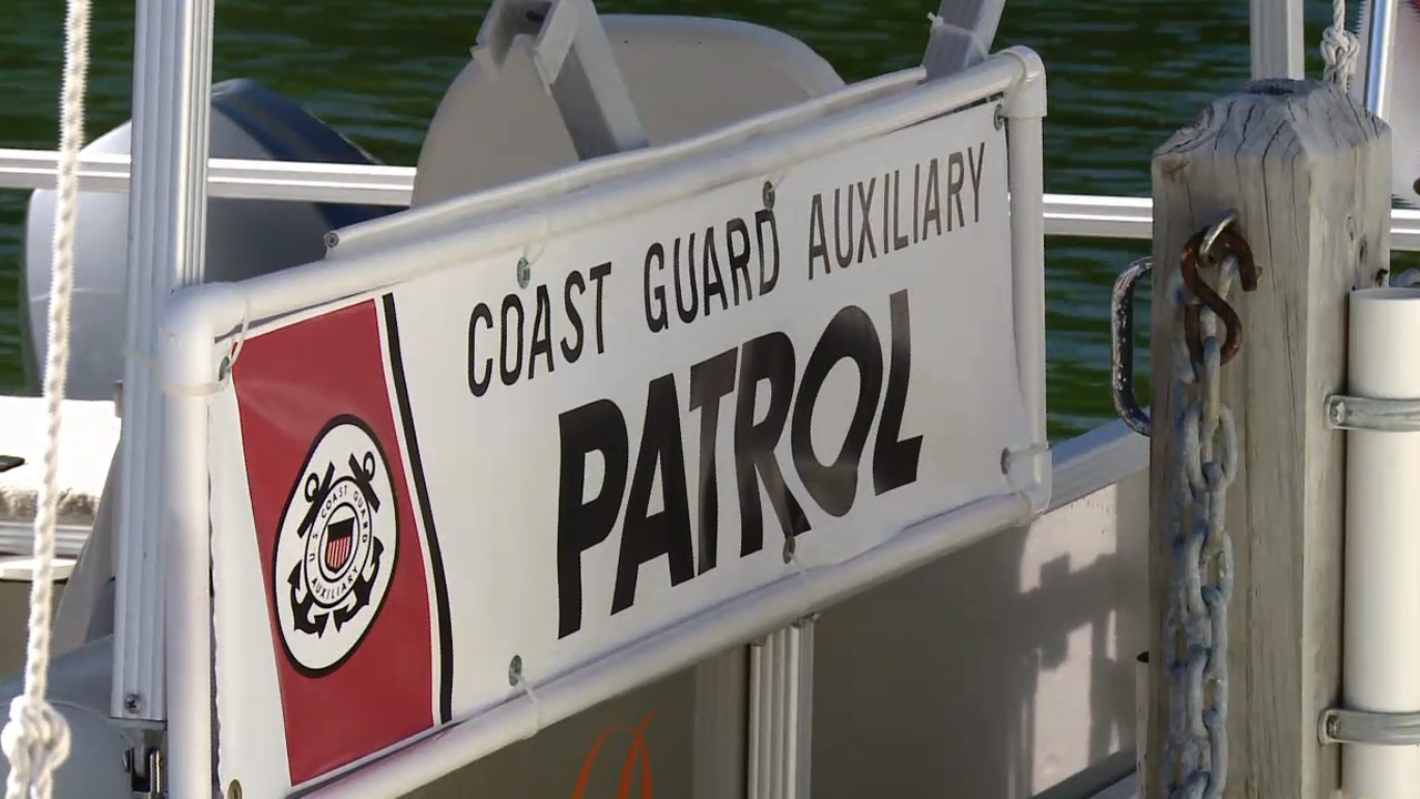 Clean Marina Program and the US Coast Guard Auxiliary