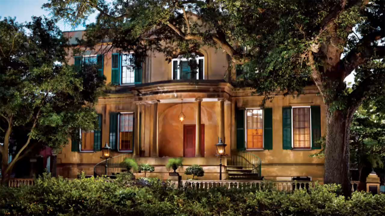 Owens-Thomas House - A Note of History