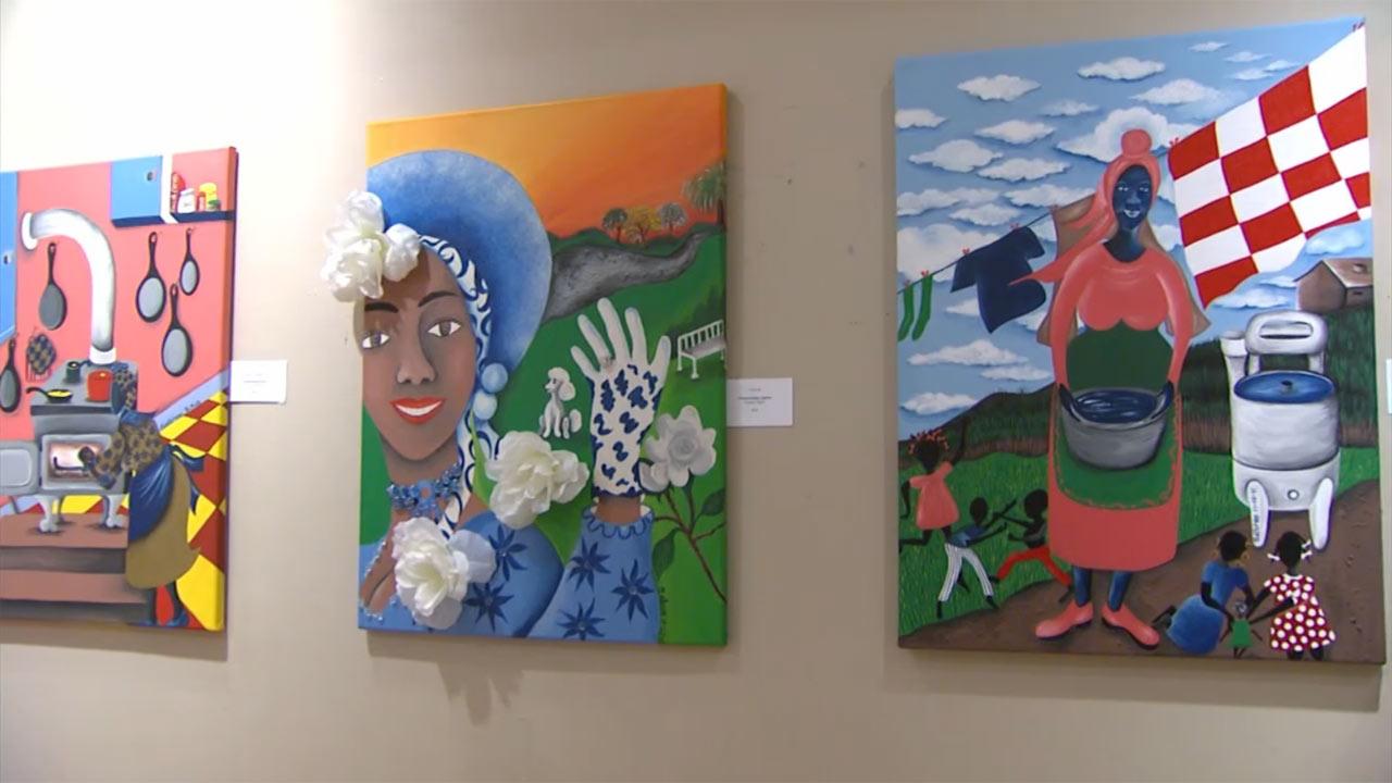 Patricia Sabree - Arts District