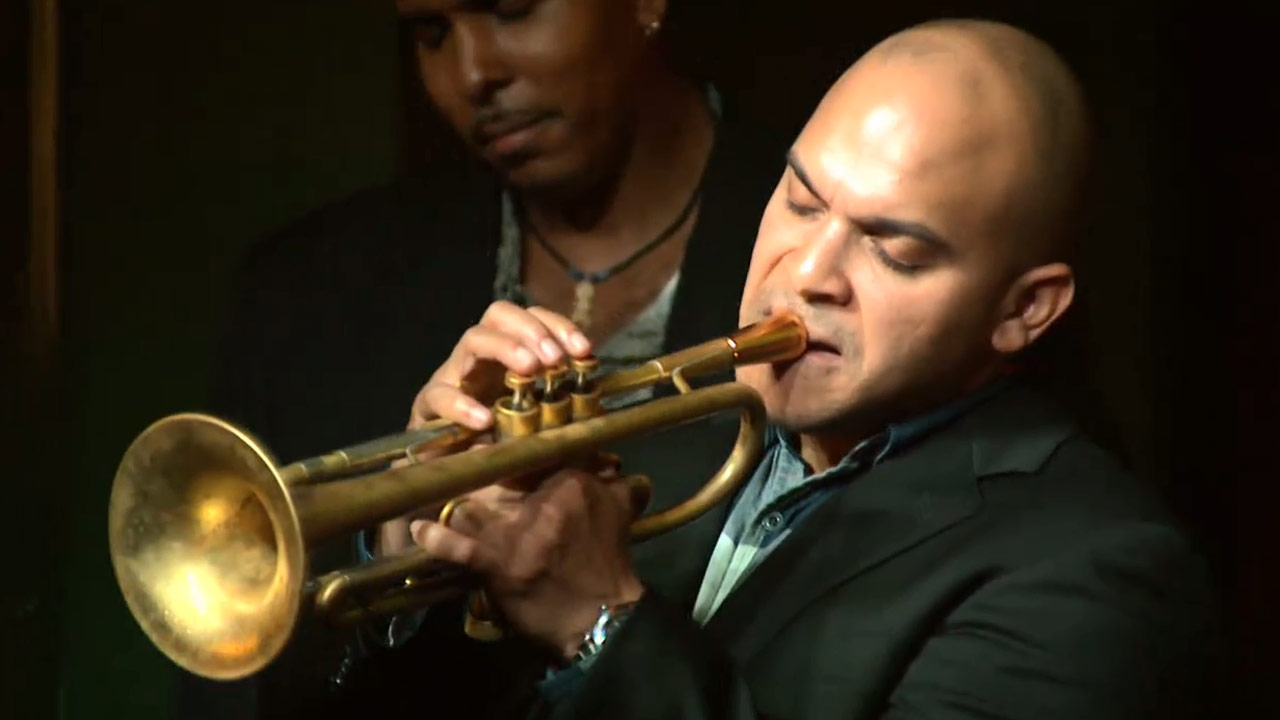 Irvin Mayfield from Irvin Mayfield's Jazz Playhouse - What's Your Story?