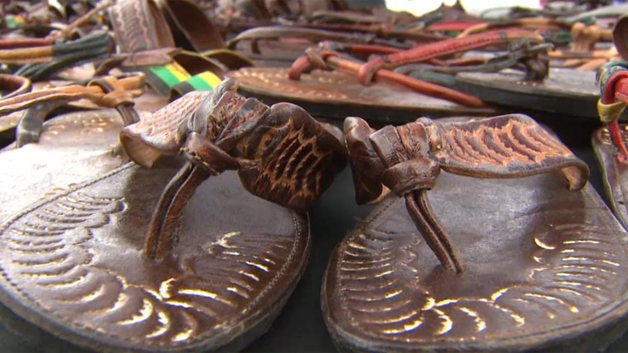 French Market Sandals - Gotta Shop