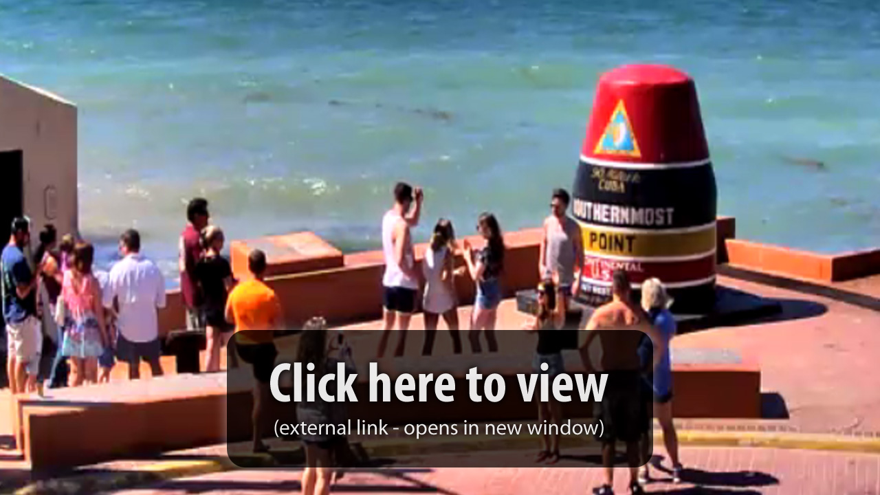 Southernmost Point Live Cam