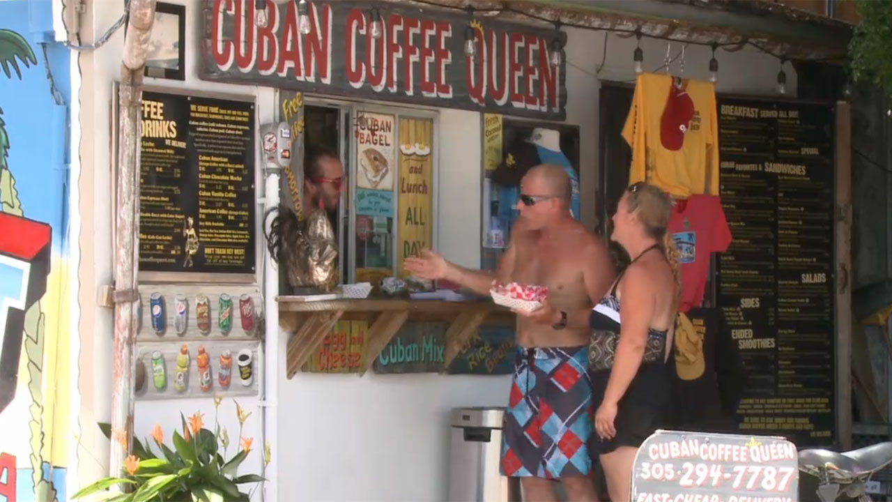 Josh Rathbone from Cuban Coffee Queen - Celebrity Chefs