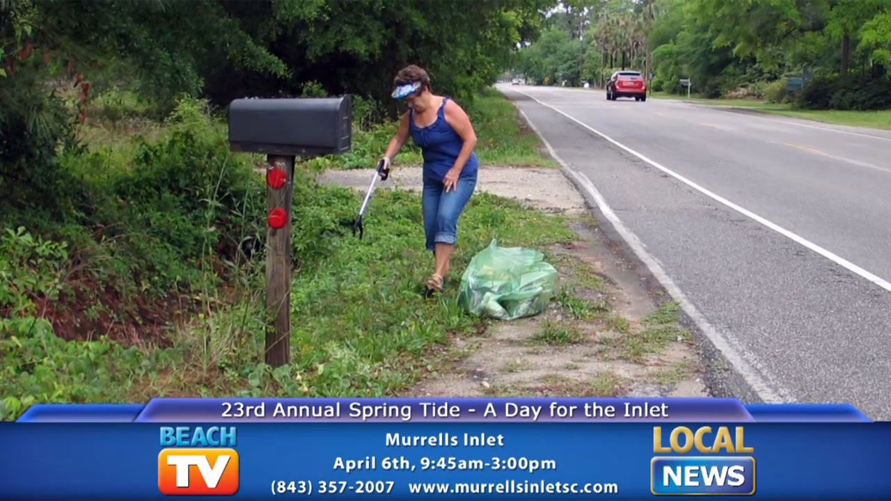 Spring Tide: A Day for the Inlet - Local News