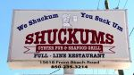 Shuckums Oyster Pub in Panama City Beach, FL
