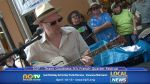 French Quarter Festival Musician Interview - Local News