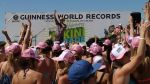 World Record for the Largest Bikini Parade