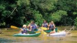Kayaking the Black River