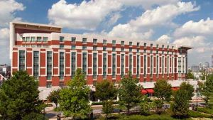 We Like to Stay Here: Embassy Suites Centennial Park