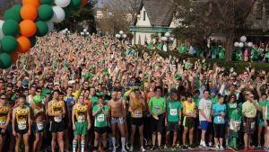 St. Patrick's Day 5K Run