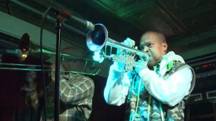 Rebirth Brass Band - Music Scene