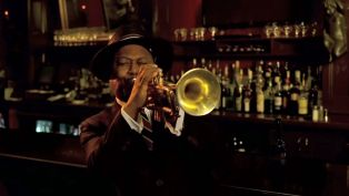Kermit Ruffins at Little Gem Saloon - A Note of History