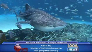 Aquarium Programs at Georgia Aquarium - Local News