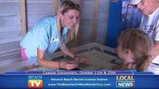 Coastal Encounters at Navarre Beach Marine Science Station - Local News