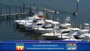 Bruce Craul on Destin, Florida