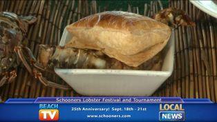 Schooners Lobster Festival & Tournament Konrad Jochum Interview - Local News