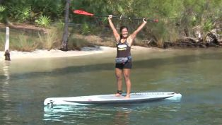 Paddleboarding Tips with Suzy from SUP Conscious